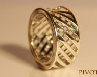 Double Wire Ring
